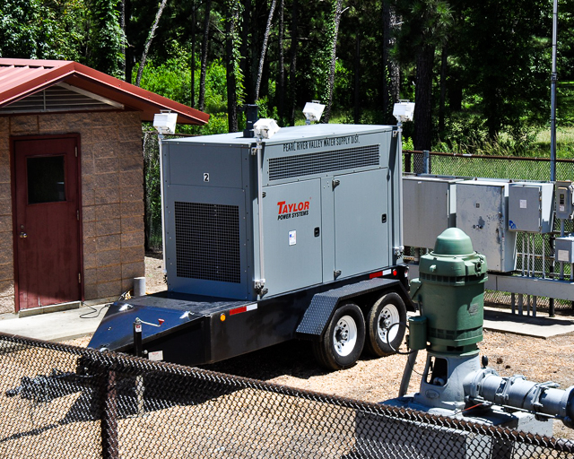 Mobile Generators for Military Use