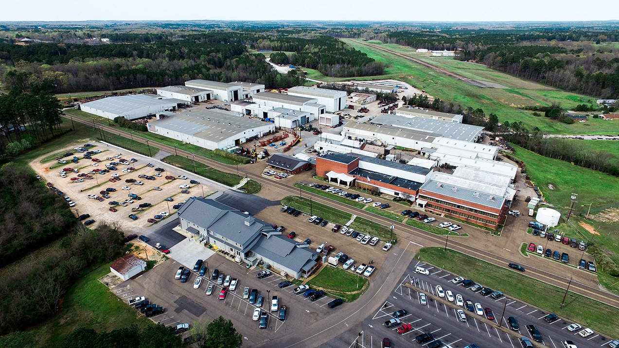 Taylor Machine Works Facility